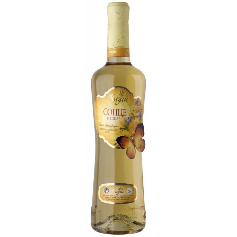 Купить Вино Мускатное белое полусладкое Чизай