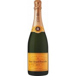 Шампанське Veuve Clicquot...