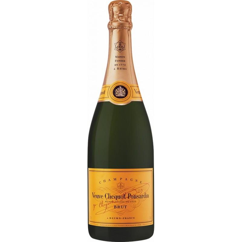 Купить Шампанское Veuve Clicquot Ponsandin Brut белое брют