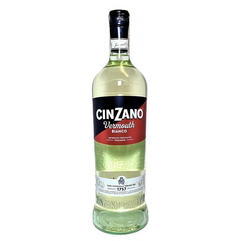 Купити Вермут CINZANO BIANCO 1л