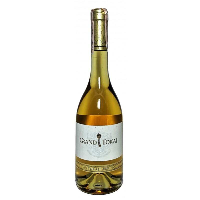 Купити Вино Grand Tokaj aszú біле напівсолодке