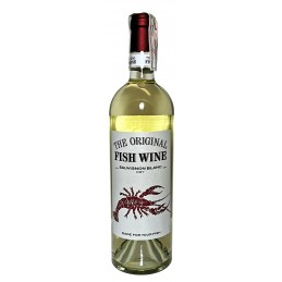"Вино ""Sauvignon Blanc Fish""..."