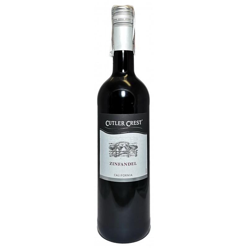 Купити Вино Zinfandel червоне сухе Cutler Crest