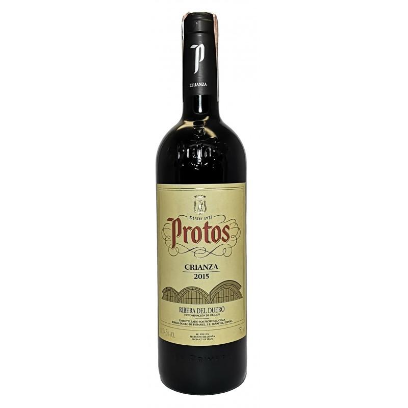 Купить Вино Protos Crianza красное сухое