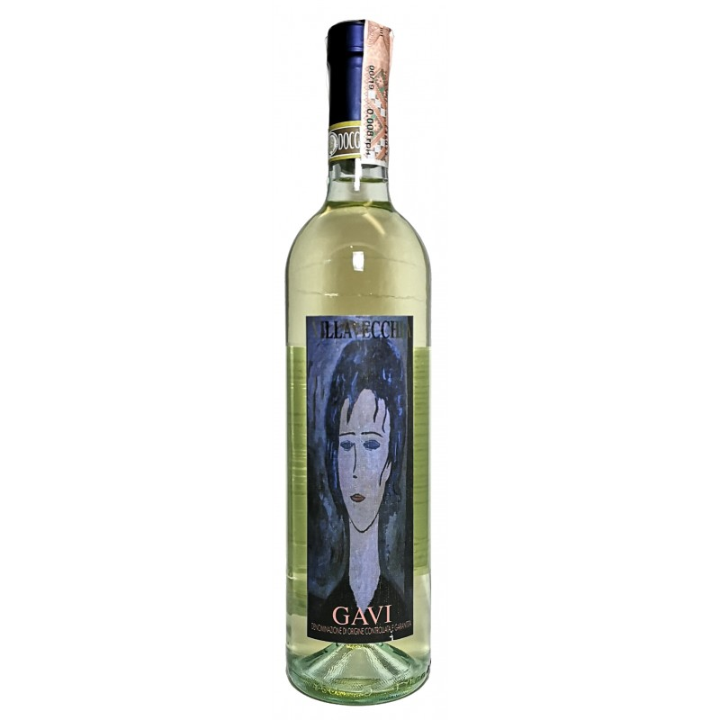 Купить Вино Gavi Villavecchia DOCG белое сухое La Сaplana