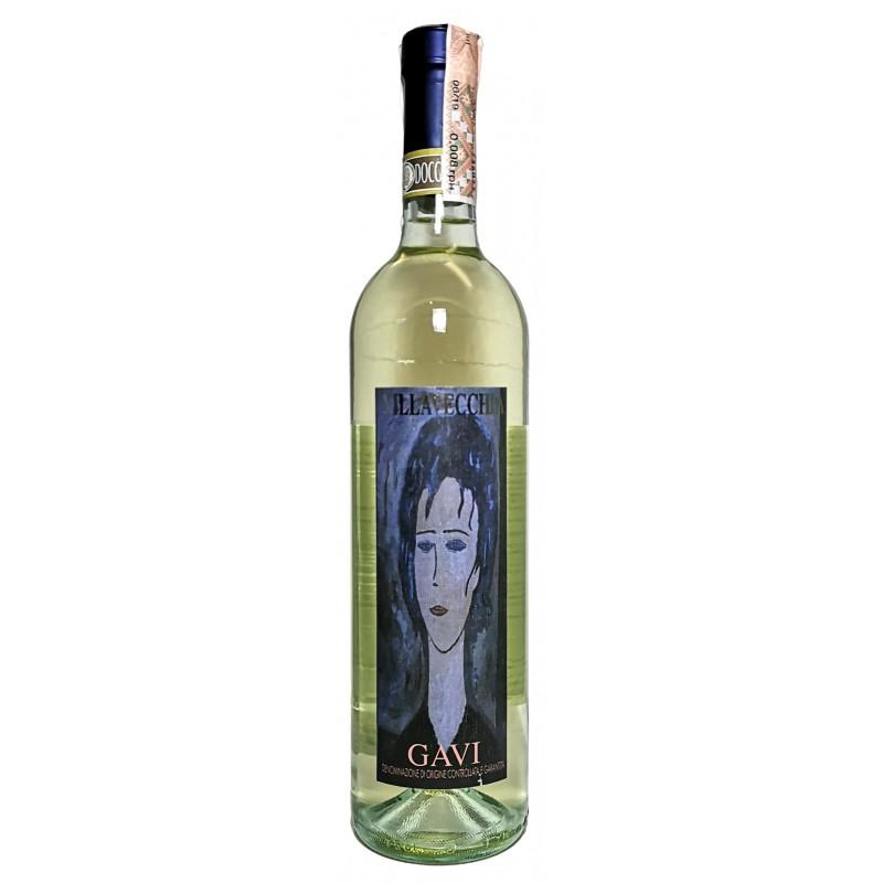 Купити Вино Gavi Villavecchia DOCG біле сухе La Сaplana