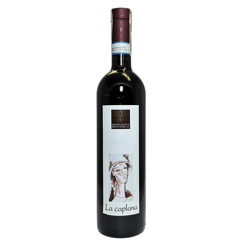 Купить Вино Dolcetto D\'Ovada Narcyso DOC красное сухое La Сaplana