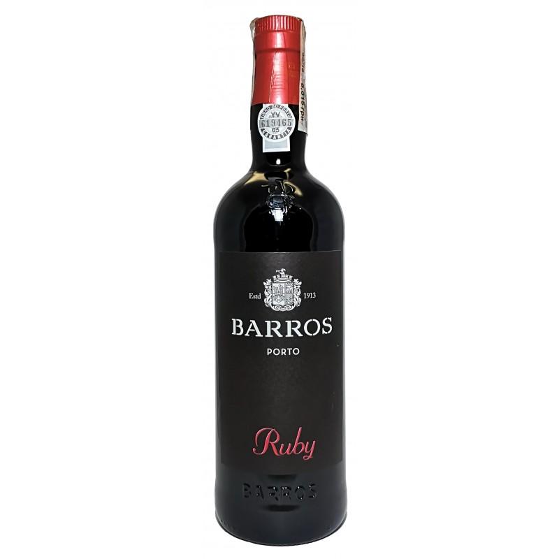 Купить Портвейн BARROS RUBY красный