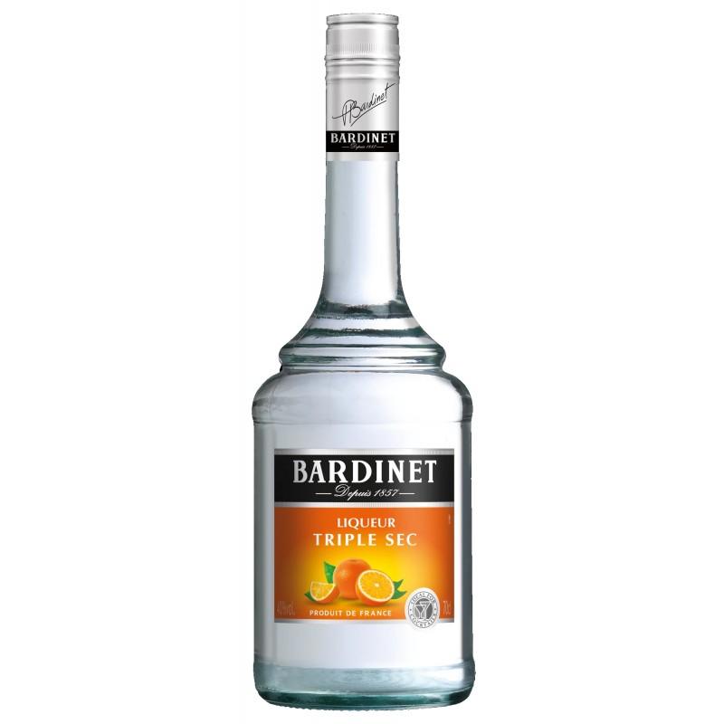Купити Лікер Liqueur TRIPLE SEC 0,7л Bardinet