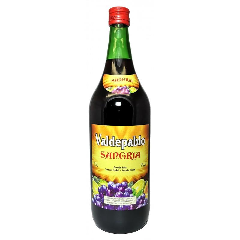 Купити Сангрія VALDEPABLO 1,5л солодка