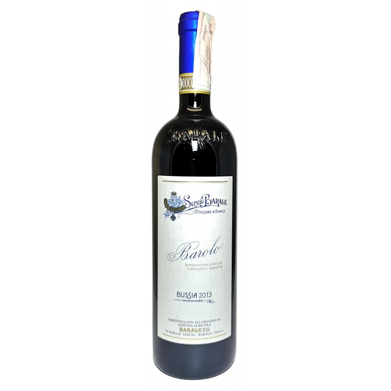 Купить Вино Barolo Bussia DOCG красное сухое Barale Fratelli
