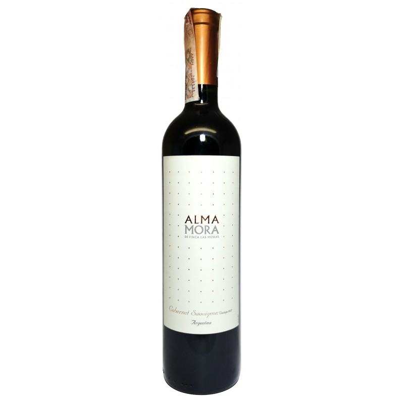 Купити Вино Cabernet Sauvignon Alma Mora червоне сухе
