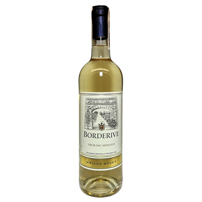 Купити Вино Borderive Blanc біле напівсолодке