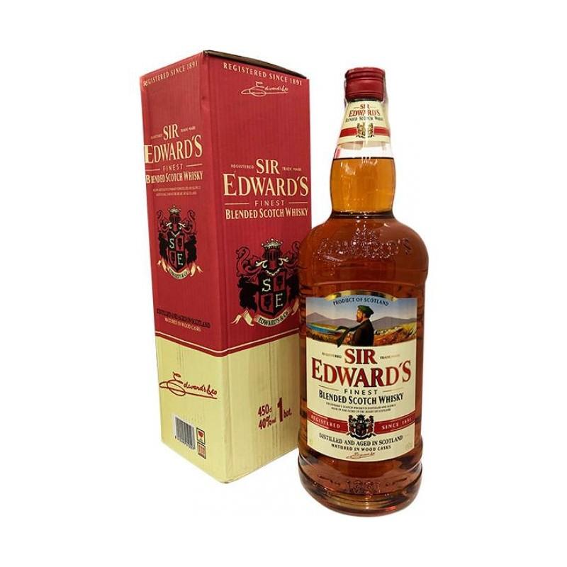 Купити Віскі SW S.EDWARDS 4.5л