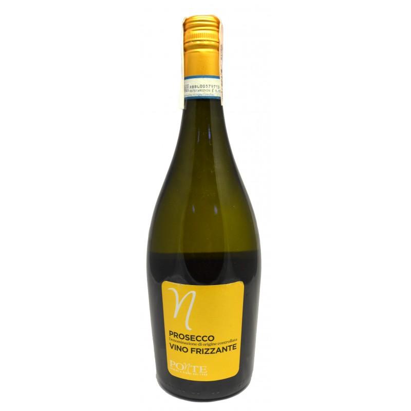Купити Вино ігристе Prosecco Frizzante DOC брют Ponte