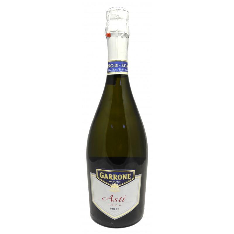 Купити Вино ігристе Asti Spumante DOCG Garrone