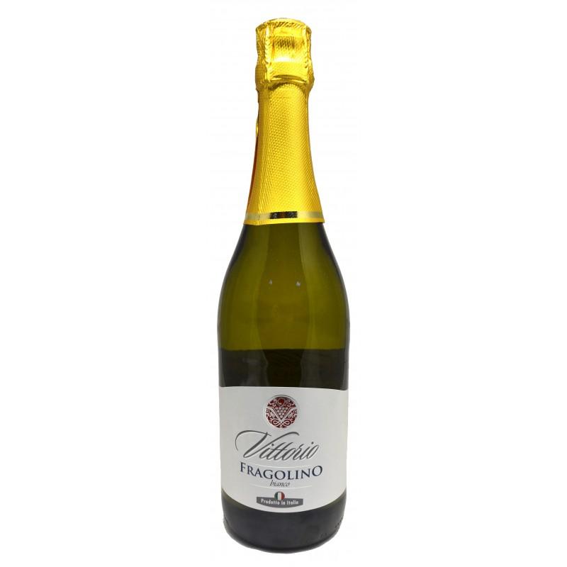 Купити Вино ігристе Vittorio Fragolino Blanca