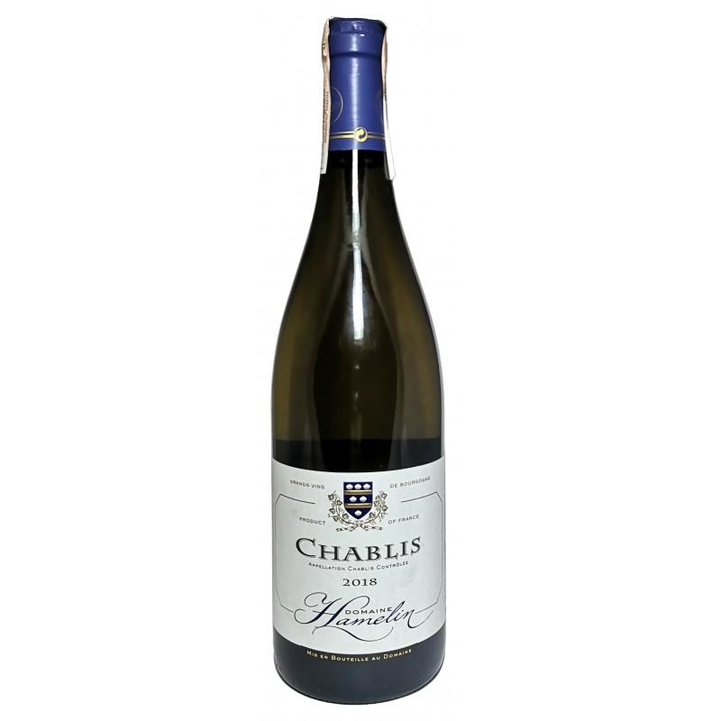 Купити Вино Chablis біле сухе Domanie Hamelin