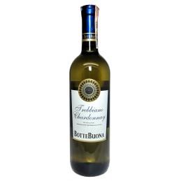 Купити Вино Vino Trebbiano Chardonnay IGT сухе біле  Botte Buona