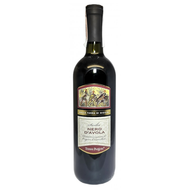 Купити Вино Terre Passeri Nero d\'Avola IGT