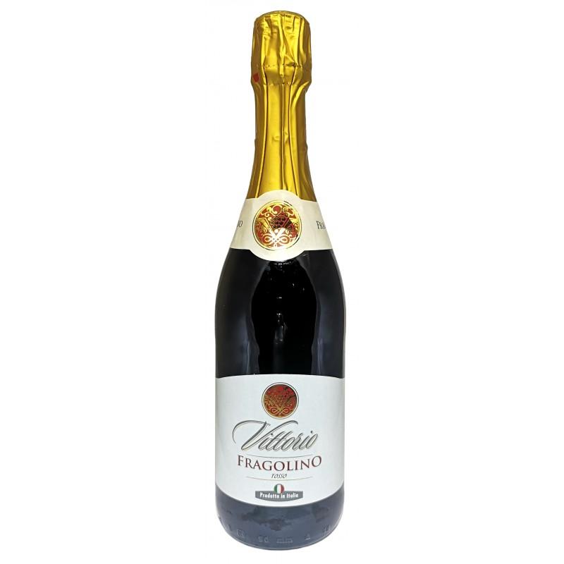 Купити Вино ігристе Vittorio Fragolino Rossa