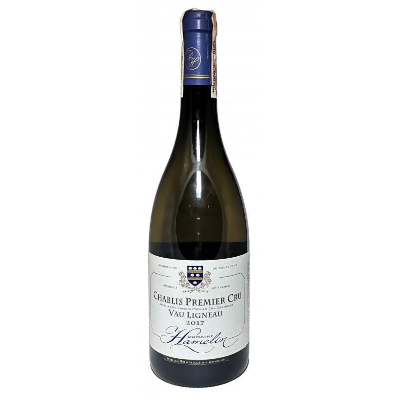 Купить Вино Chablis Premier Cru Vauligneau белое сухое Domanie Hamelin
