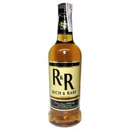 Купити Віскі Rich&Rare 0,75л