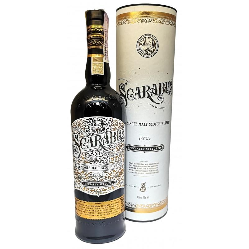 Купить Виски Scarabus Islay Single Malt 0,7л тубус