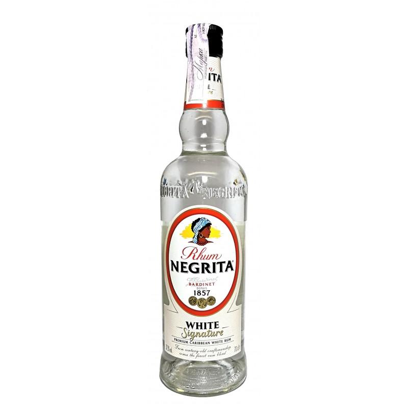 Купить Ром Negrita White 0.7л