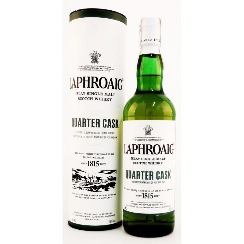 Купить Виски Laphroaig Quarter Casc 0,7л Single Malt