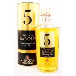 Купить Граппа Di Barolo 5...