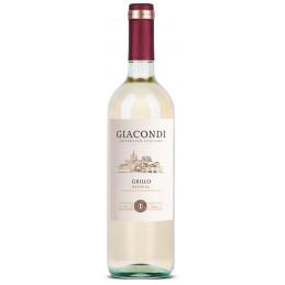 "Вино ""Grillo DOP"" бел.сух..."