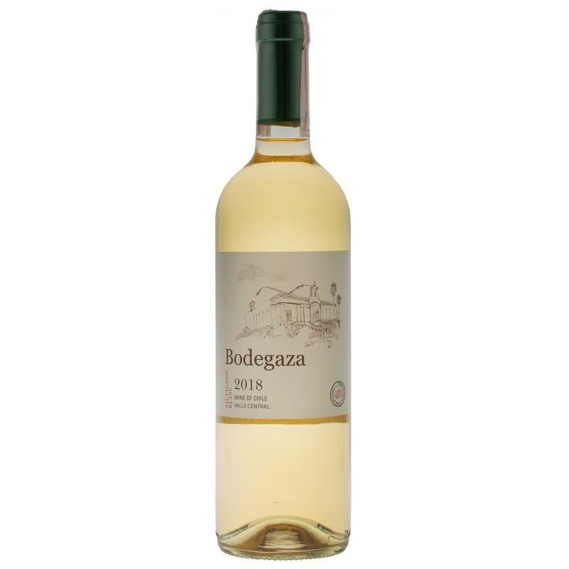 Купить Вино Sauvignon Blanc белое сухое Bodegaza