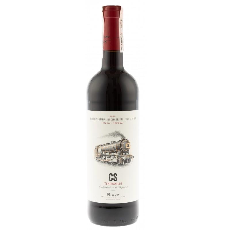 Купить Вино Serres Tempranillo красное сухое