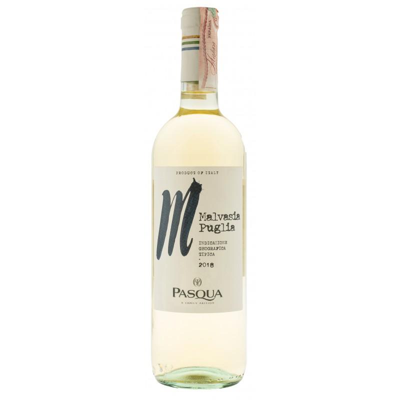 Купити Вино Malvasia di Puglia IGT біле сухе Pasqua