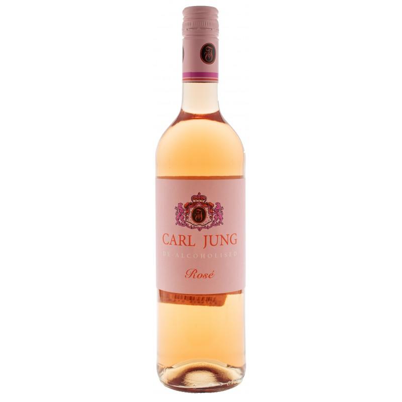 Купить Вино тихое безалкогольное Сarl Jung Rose