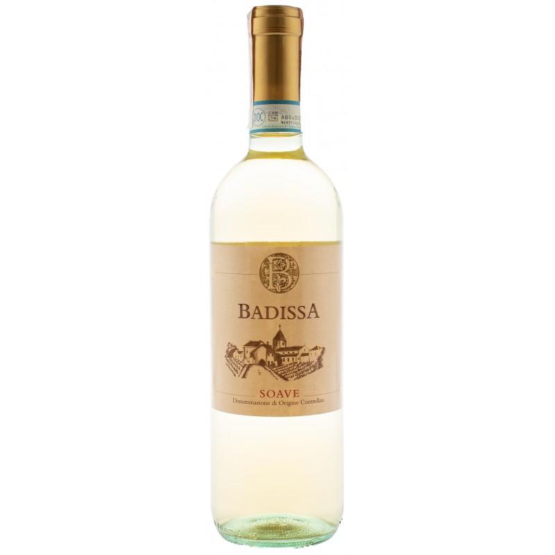 Купити Вино Badissa Soave DOC біле сухе