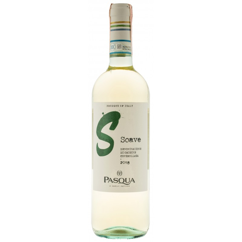 Купити Вино Soave DOC Pasqua біле сухе