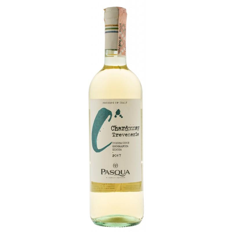 Купити Вино Chardonnay Venezie IGT Pasqua біле сухе