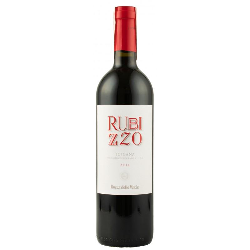 "Вино ""Rubizzo IGT"" 0,75л ТМ ""Rocca Delle Macie"""