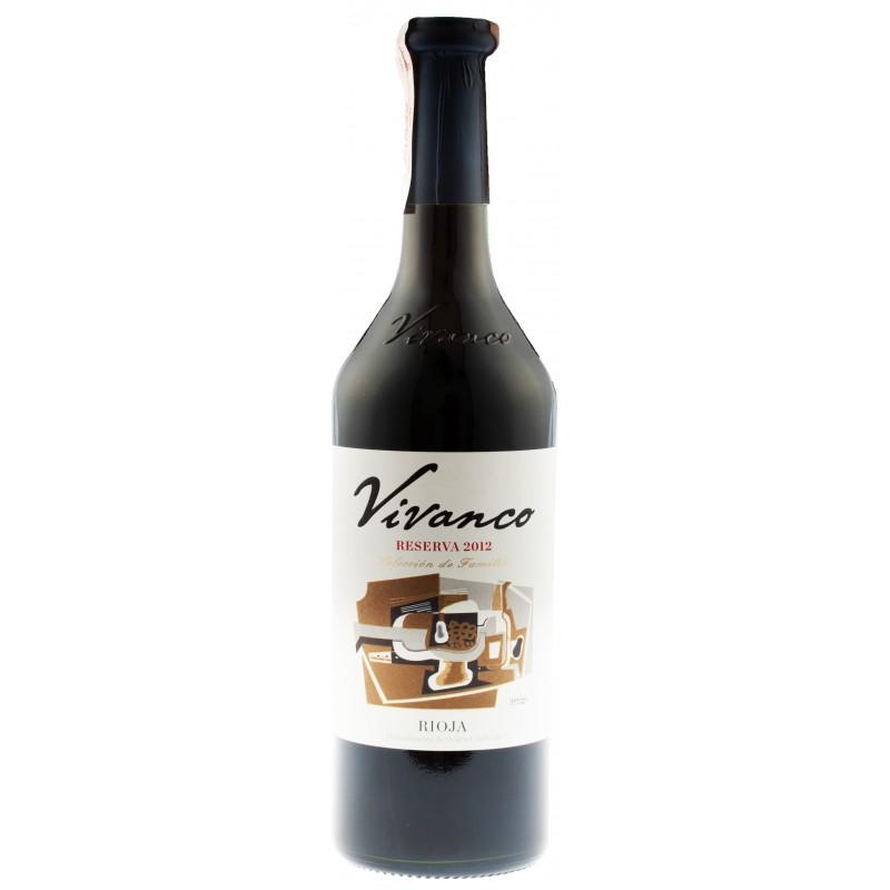 Купить Вино Vivanco Red Reserva красное сухое