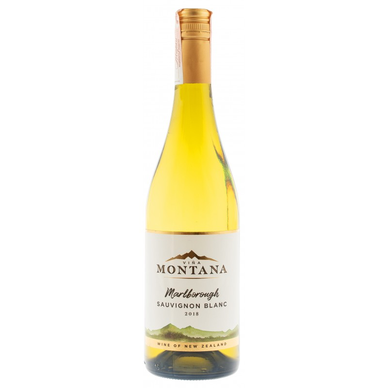 Купити Вино Montana Sauvignon Blanc біле сухе
