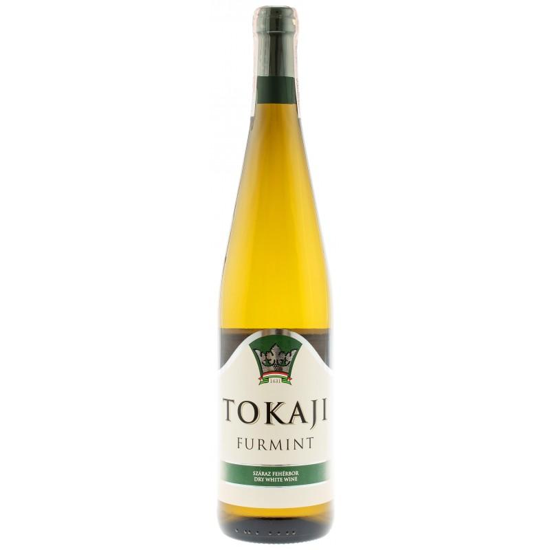 Купить Вино Tokaj furmint dry белое сухое