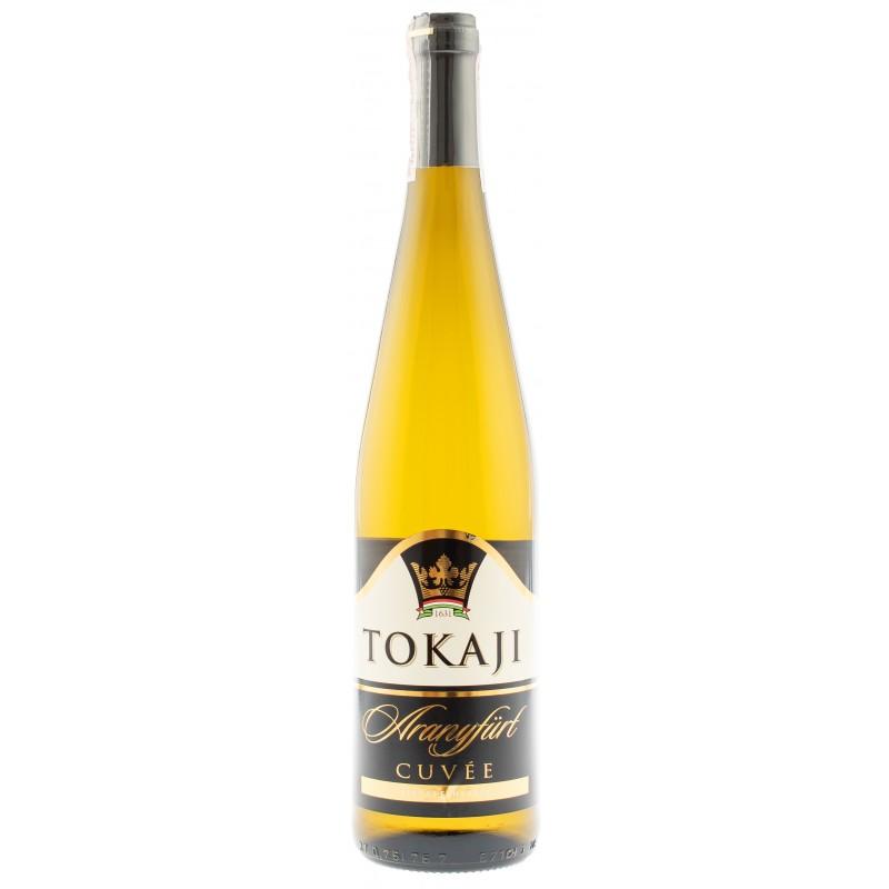 Купити Вино Tokaj Aranyfurt semisweet біле напівсолодке