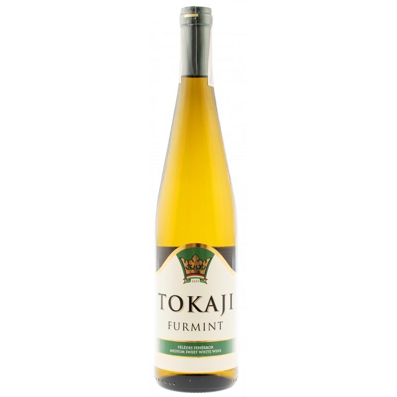 Купить Вино Tokaj furmint semisweet белое полусладкое