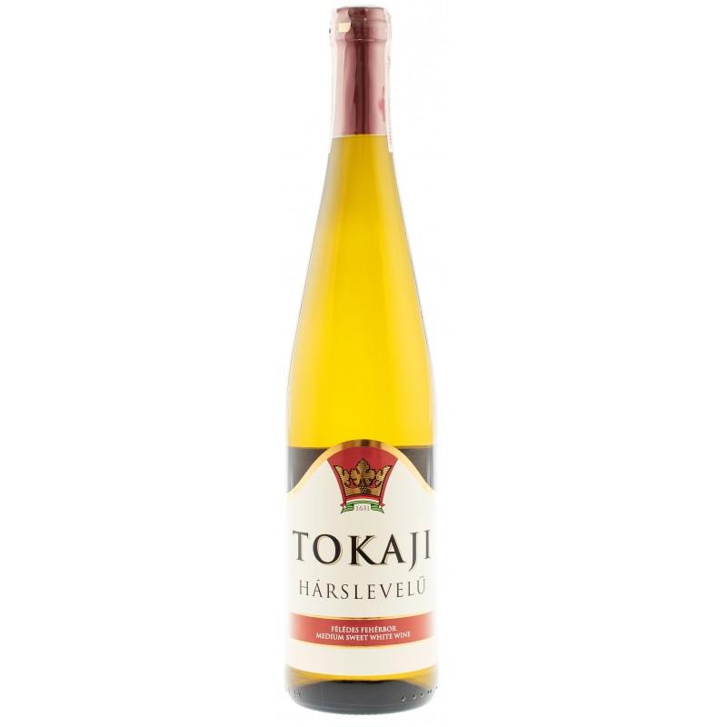 Купити Вино Tokaj hárslevelű semisweet біле напівсолодке