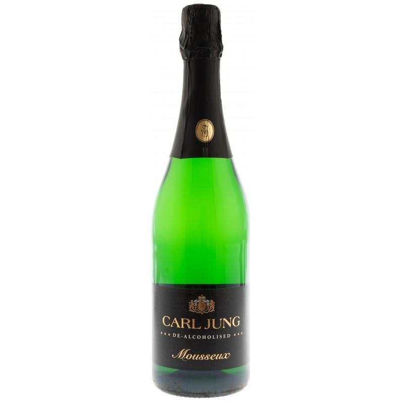 Купити Вино ігристое безалкогольне Carl Jung s Sparkling polusladkoye  напівсолодке