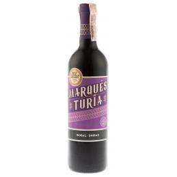 Вино Tinto Bobal-Syrah...