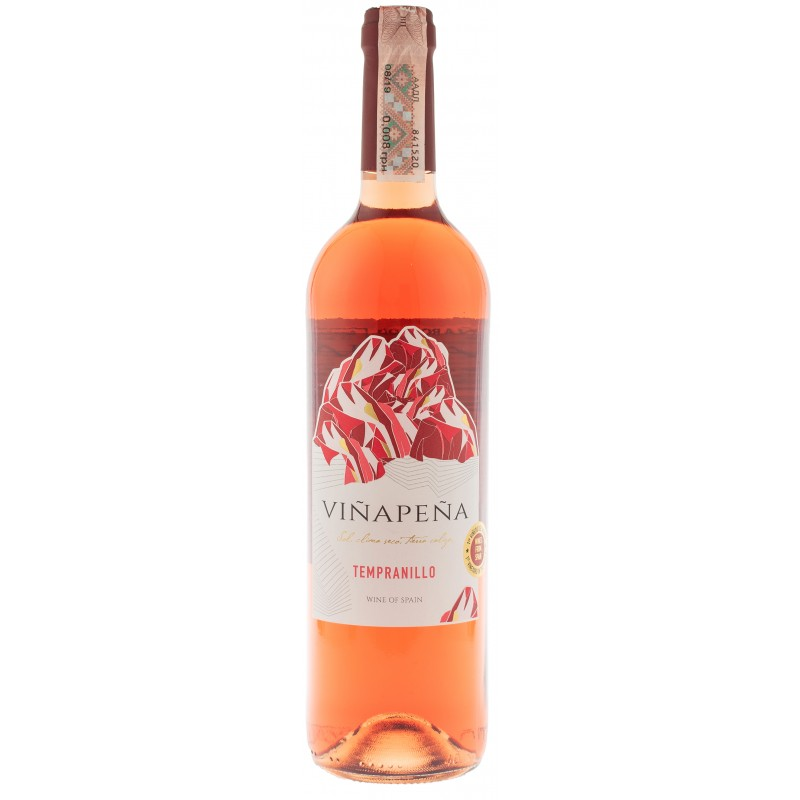 Купить Вино Vinapena Rose розовое сухое