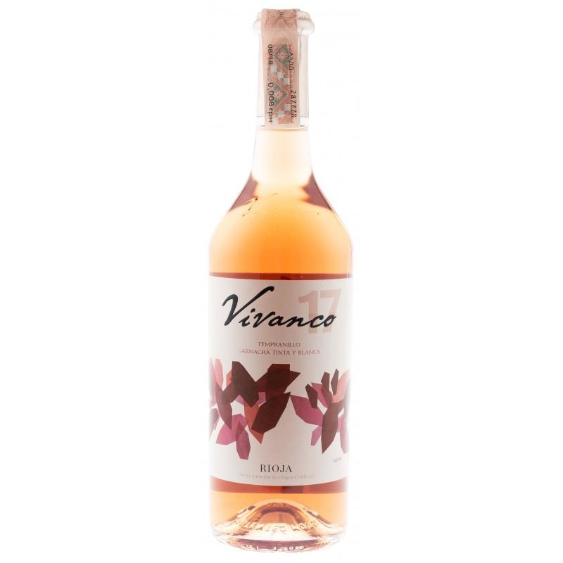 Купить Вино Vivanco Rose Tepranillo/Garnacha розовое сухое